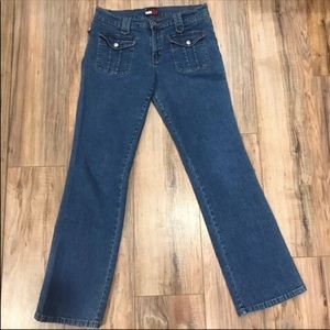 Vintage Tommy Hilfiger Low Rise Boot Cut Jeans